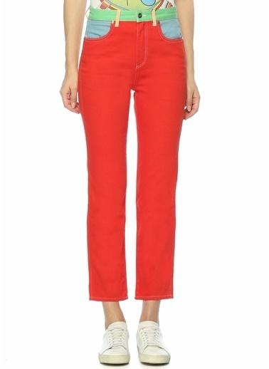 Wrangler Pantolon Kırmızı